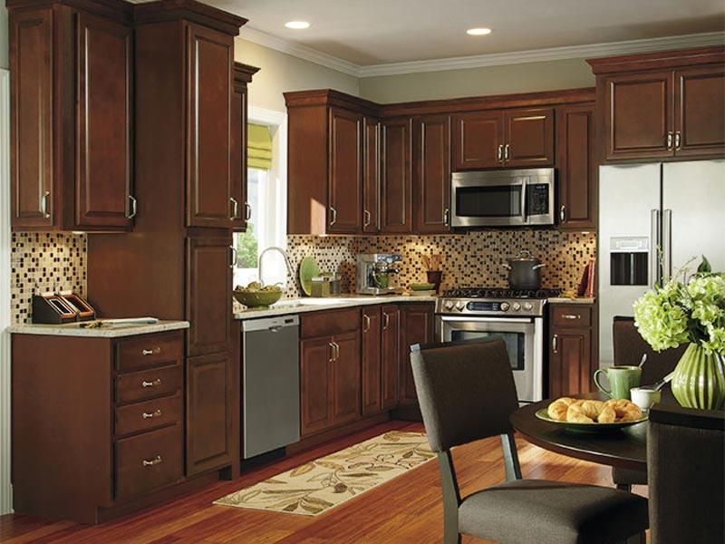 سفارش کابینت آشپزخانه چوبی