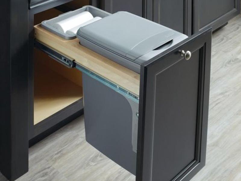 کابینت سطل زباله مخفی