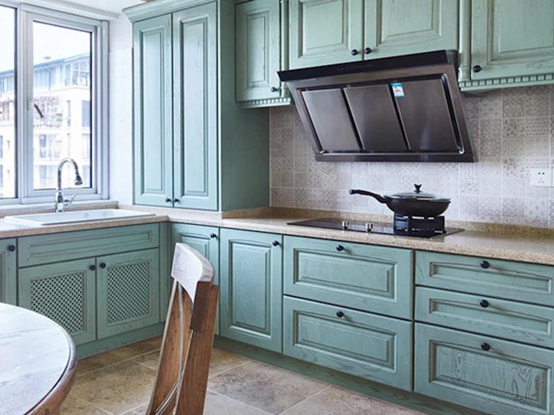 کابینت مات آشپزخانه